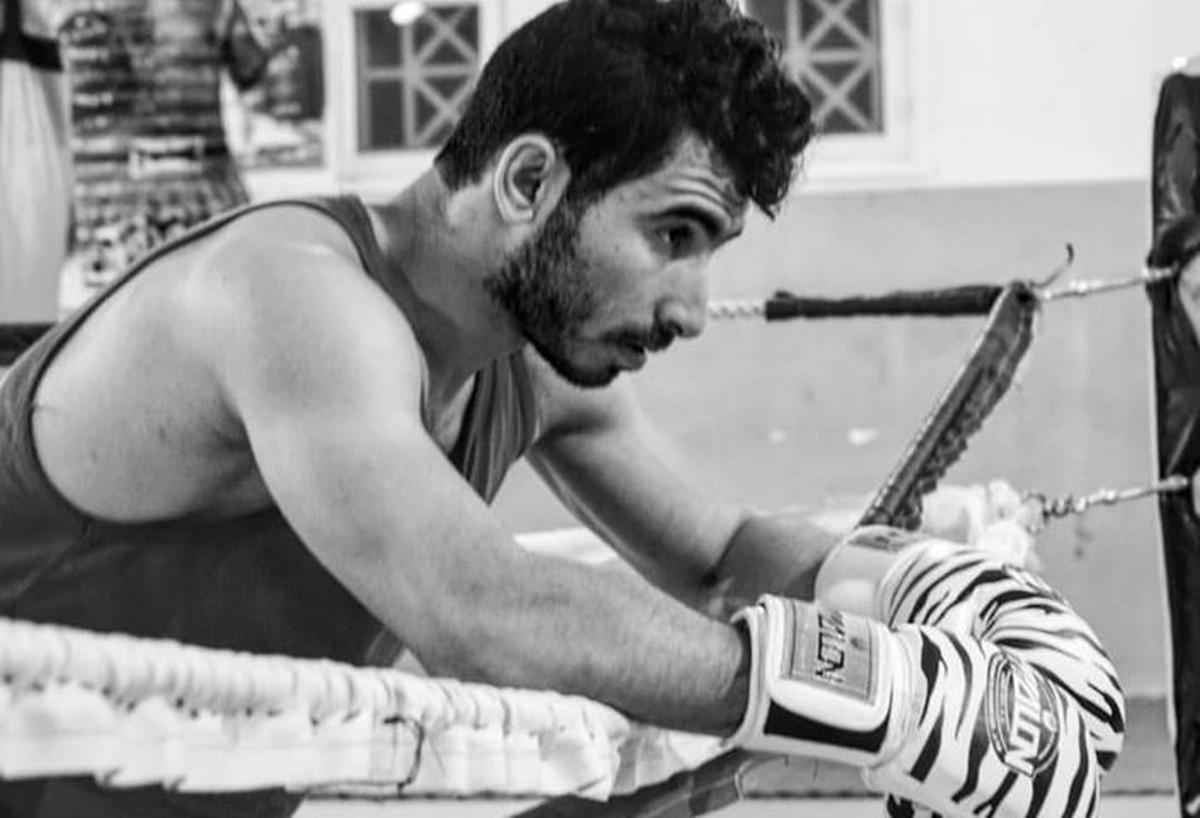 الرياضي التونسي حمزة حمري يواصل تدربه في قطر