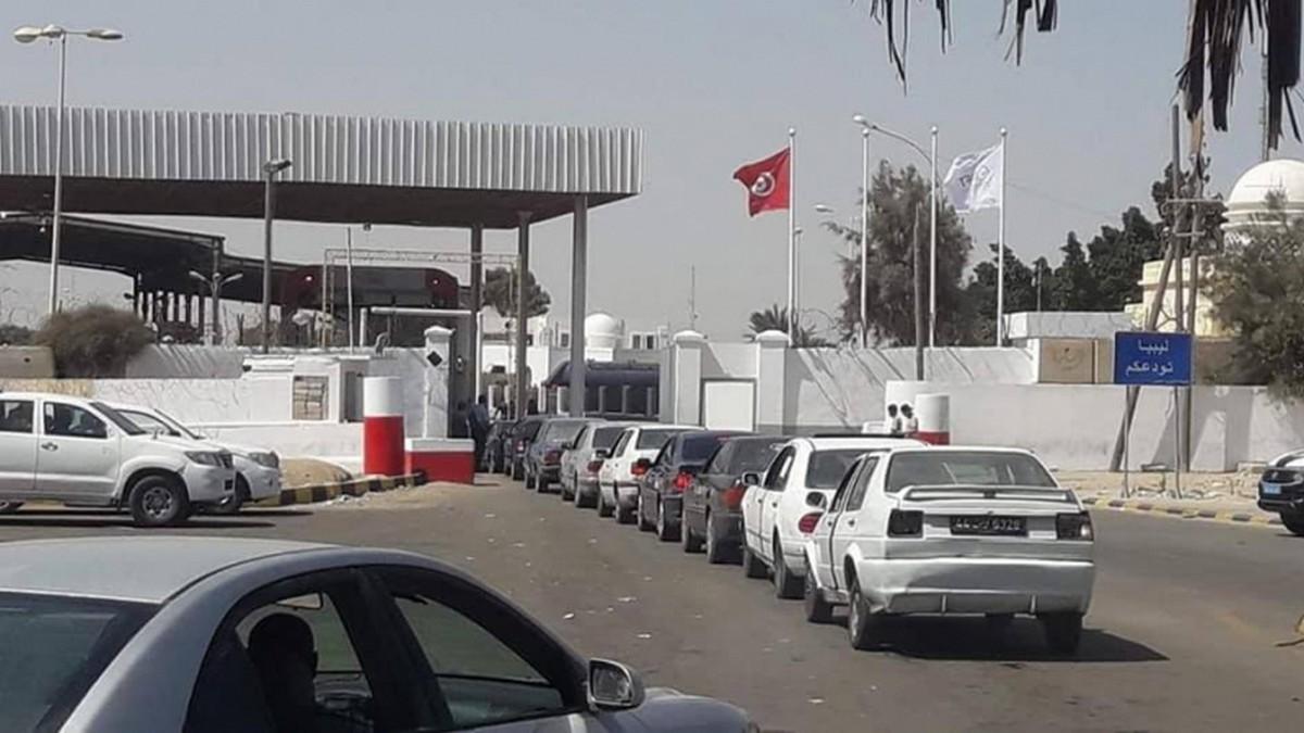 اجتماع وزاري تونسي ليبي حول استئناف الحركة بين البلدين