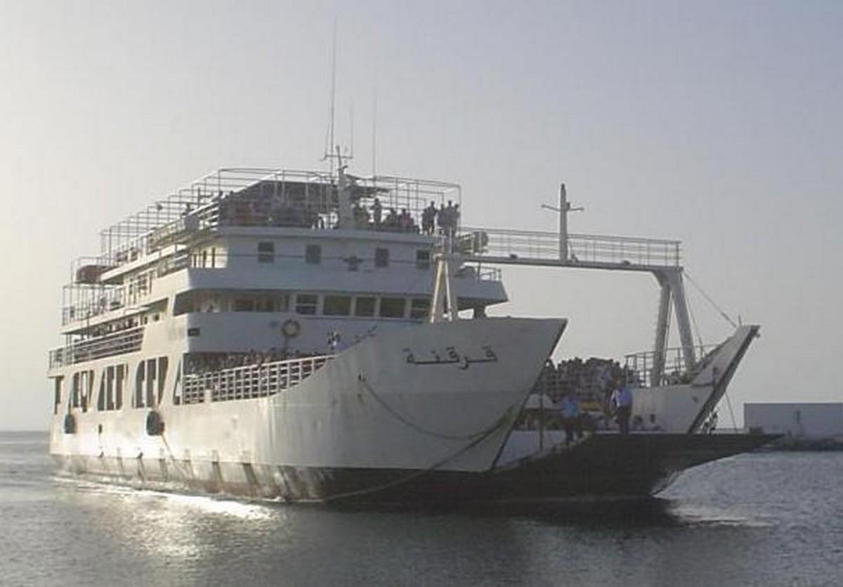 يهم قاصدي  جزيرة قرقنة : اوقات  السفرات البحرية
