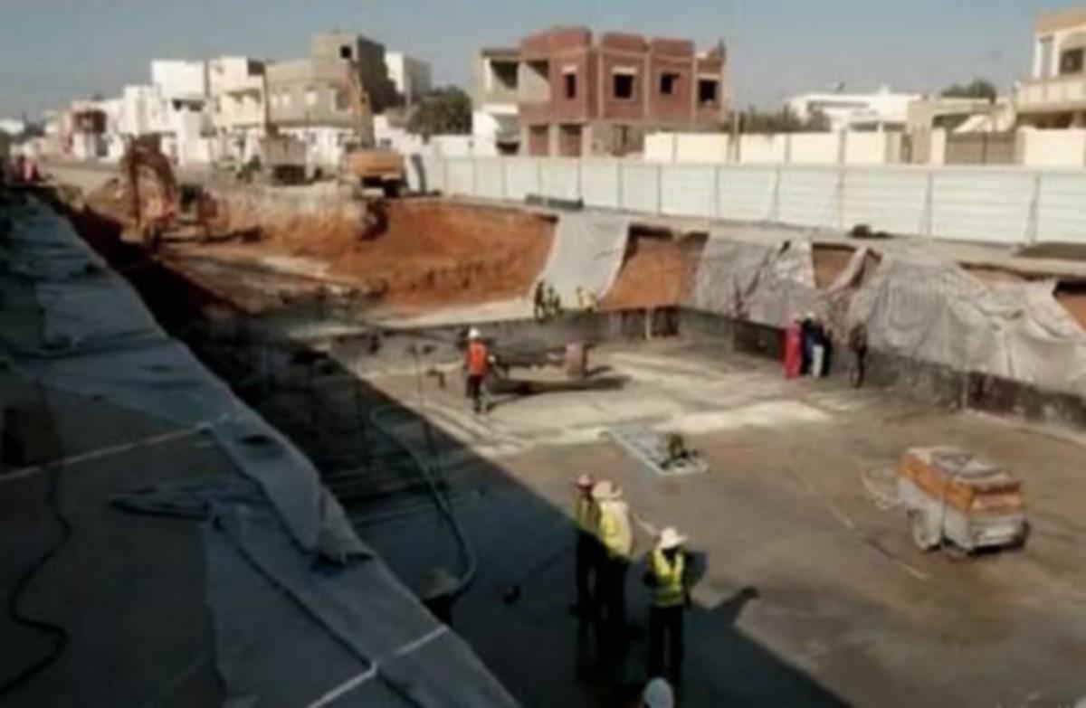 مشروع المحوّلات بصفاقس :  هل يؤثر  الحجر الصحّي على  تاريخ نهاية الاشغال