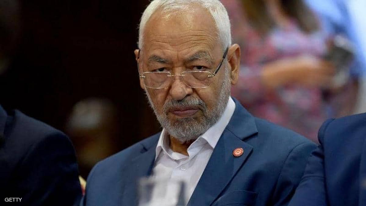 الغنوشي يُؤكدّ نهاية الإئتلاف الحكومي ويُلوح بمعاقبة حركة الشعب وتحيا تونس