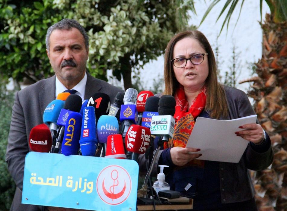 نصاف  بن  علية  ترفض عرضا اجنبيا  بعشرة اضعاف  مرتبها في  تونس