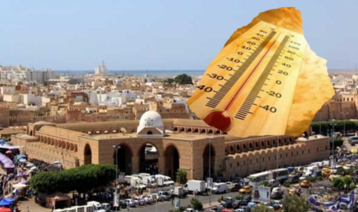 صفاقس :ارتفاع كبير  لدرجات  الحرارة  في  ثاني  ايام  العيد
