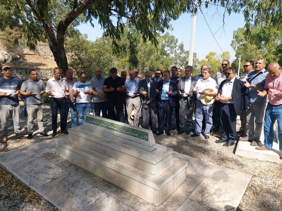 إحياء الذكرى 53 لوفاة النقابي أحمد التليلي