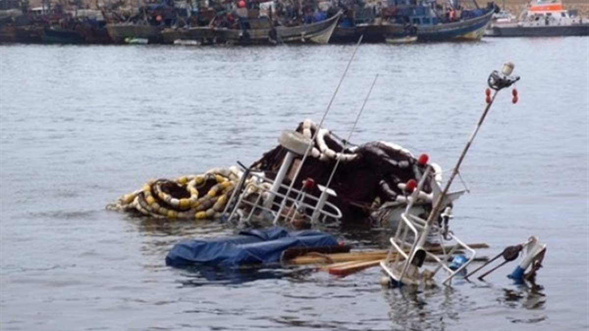 نداء من اجل دفن لائق لضحايا الفاجعة البحرية بقرقنة