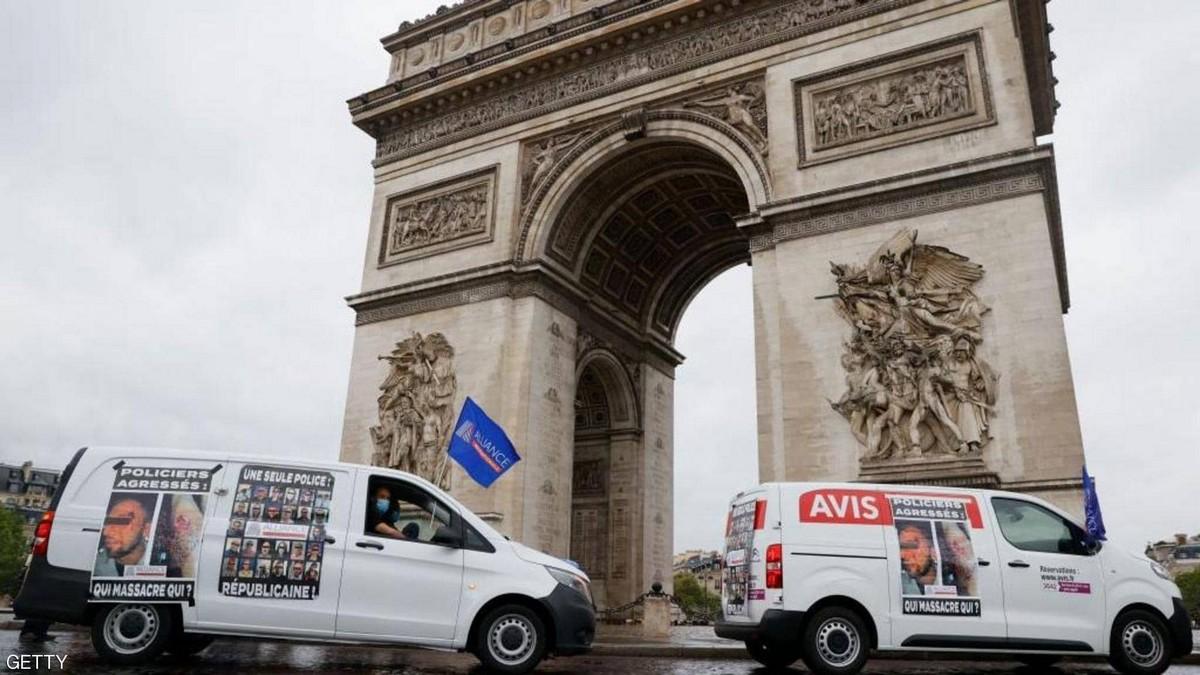 فرنسا تسجل 189 وفاة و35861 إصابة جديدة بكورونا