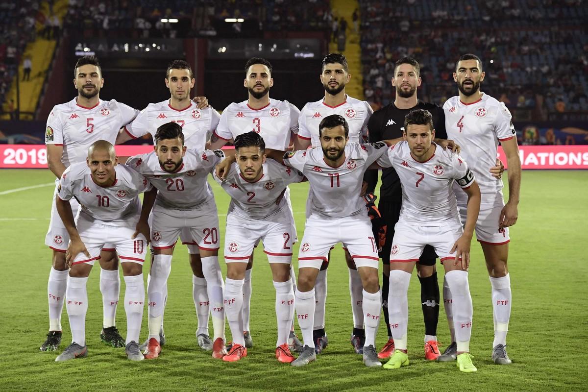 التشكيلة  الاساسية  لمنتخب  تونس لكرة القدم