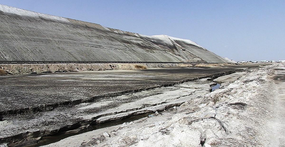 الصفاقسية ينتظرون تنفيذ قرار  إزالة جبل الفوسفوجيبس