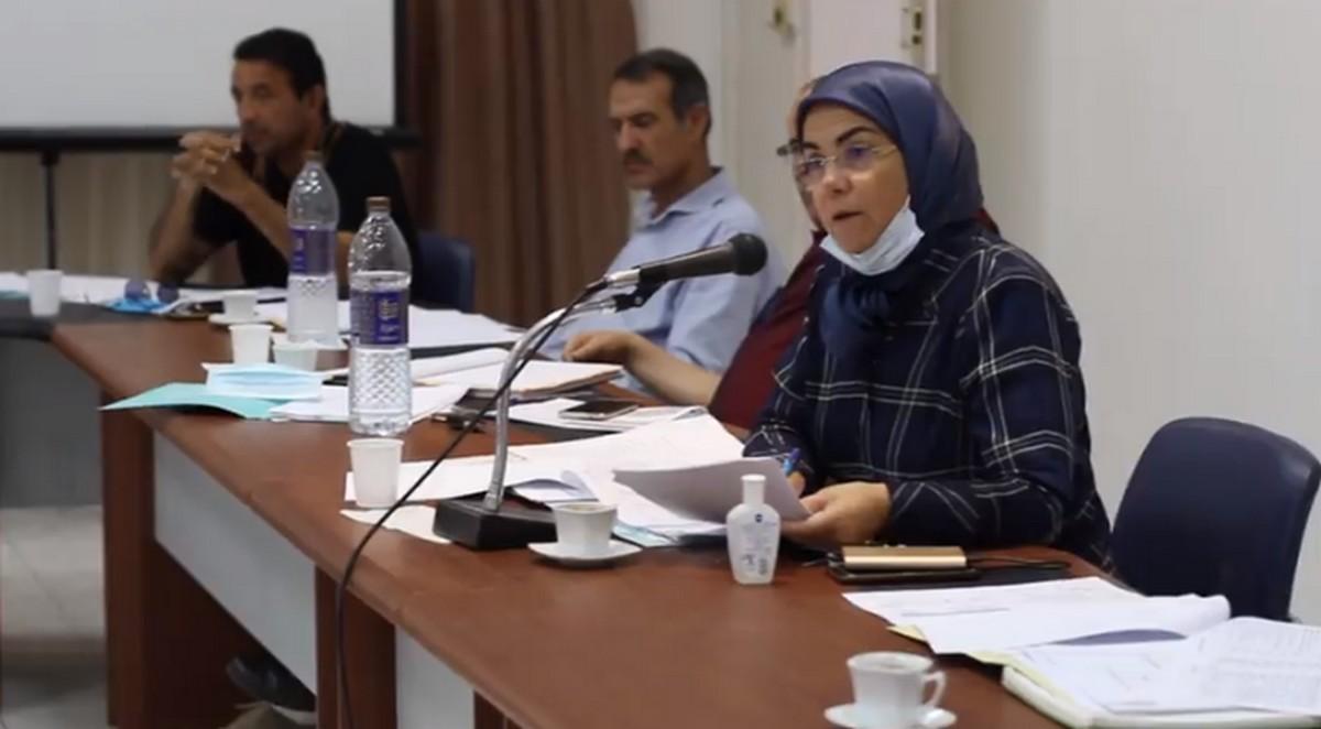 بلدية قرمدة:المصادقة  على ختم الحساب  المالي لسنة 2019