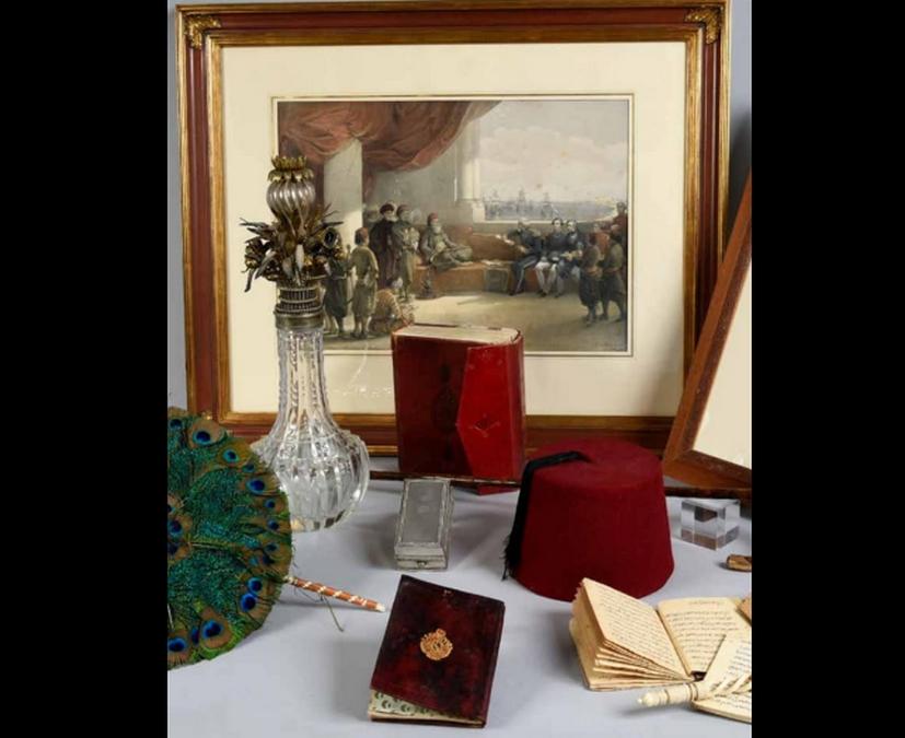 سفارة تونس بباريس تشكر السلطات الفرنسية لدورها في سحب القطع التراثية للعهد الحسيني