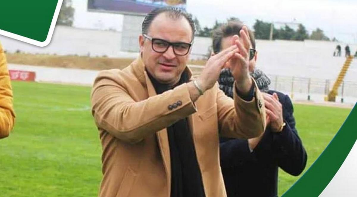 عبد  السلام  السعيداني  يستقيل من  رئاسة النادي  البنزرتي
