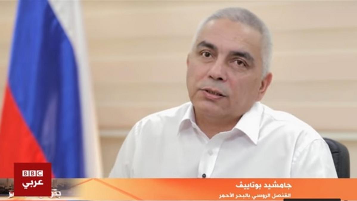 القائم بأعمال رئيس البعثة الدبلوماسية الروسية في ليبيا يُدير أعماله من تونس