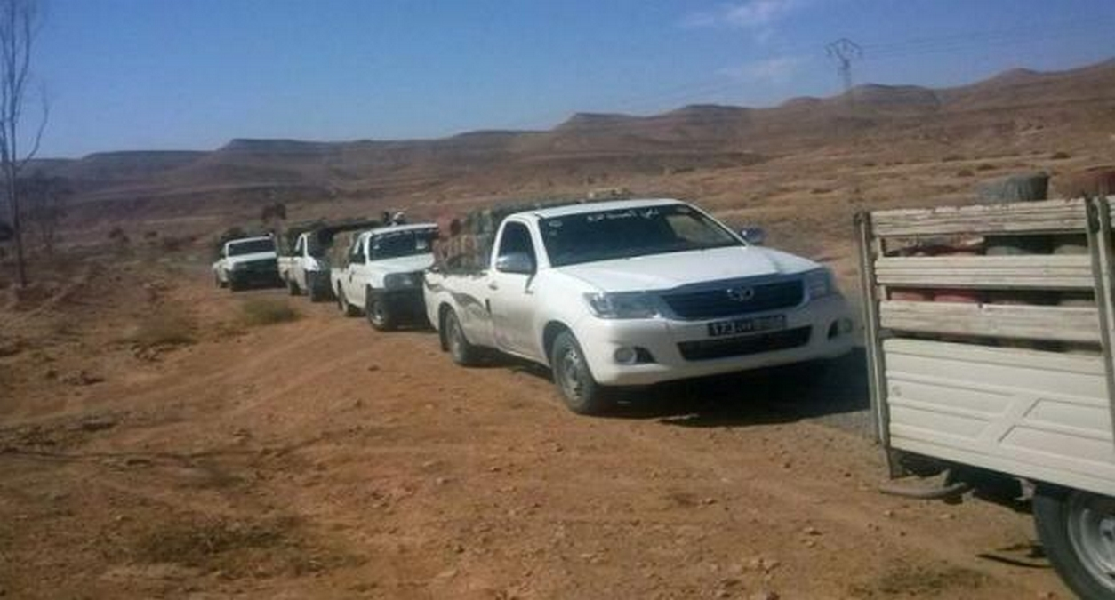 إحباط ثلاث عمليات تهريب بين مدنين وقابس وجندوبة