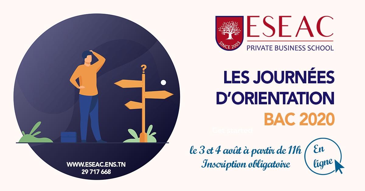 SPECIAL BACHELIERS : L'ESEAC Sfax organise des sessions d'orientation