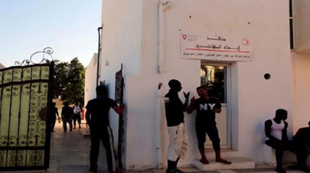 المحكمة الادارية تصدر قرارا بإيقاف ايواء المهاجرين بمركز الاستقبال والتوجيه بالوردية