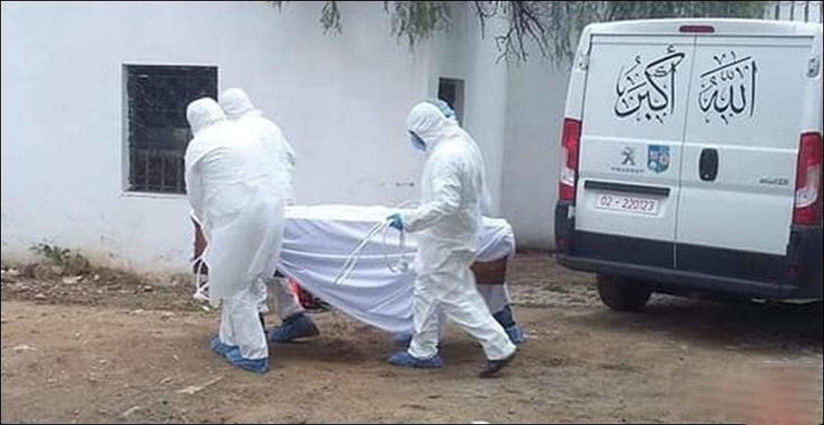القصرين: تسجيل أول حالة وفاة لمسن بفيروس كورونا