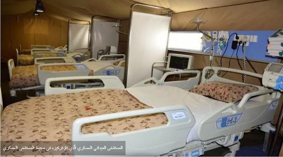 سعيّد يأذن بتركيز مستشفى عسكري ميداني بالقيروان