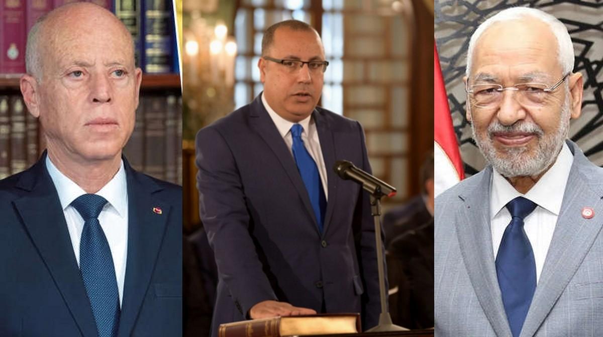 الوضع يتأزم:.. والرؤساء الثلاثة يلازمون الصمت.