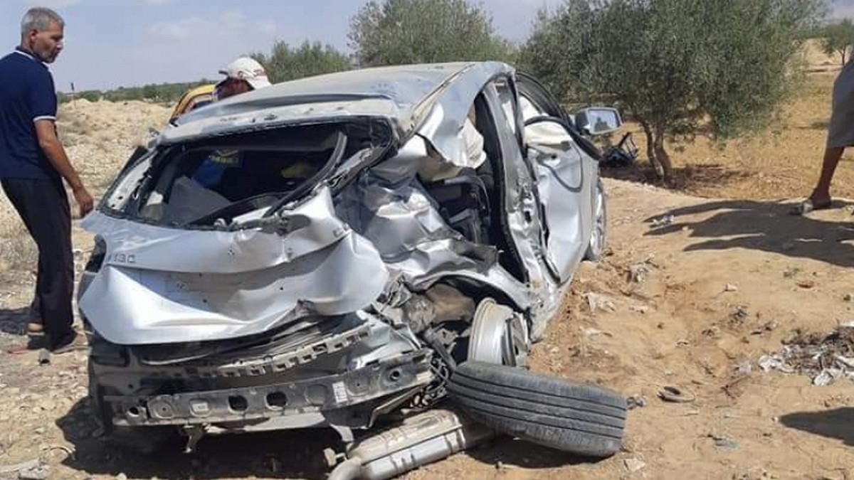 130 قتيلا و568 حادث مرور منذ بداية 2021