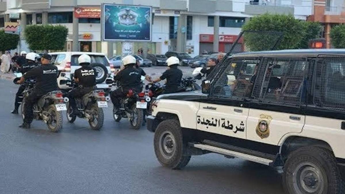 حملات امنيّة بمرجع نظر الإدارة العامة للأمن الوطني