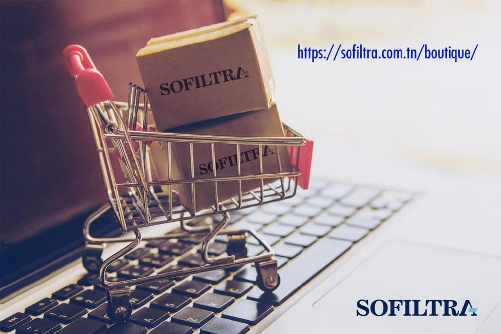 جديد سوفيلترا  SOFILTRA يمكنكم زيارة متجرنا على الإنترنت