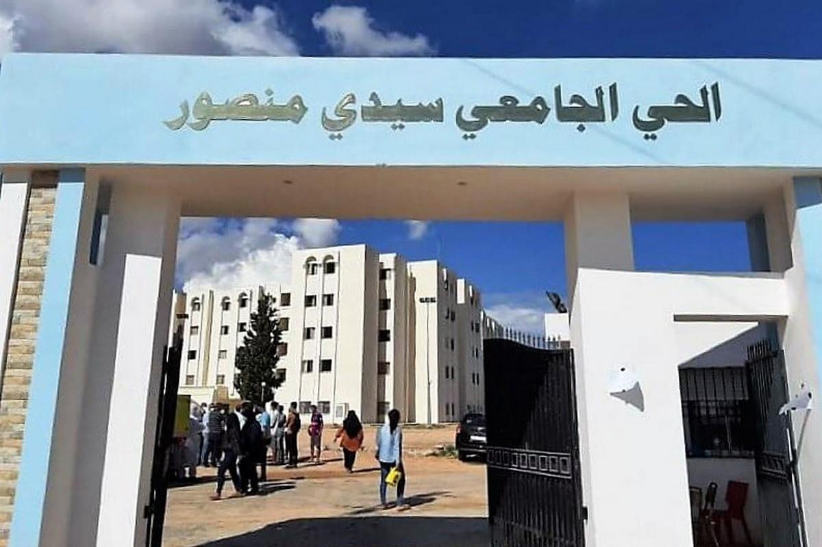 تحاليل طلبة المبيت الجامعي سيدي منصور سلبيّة
