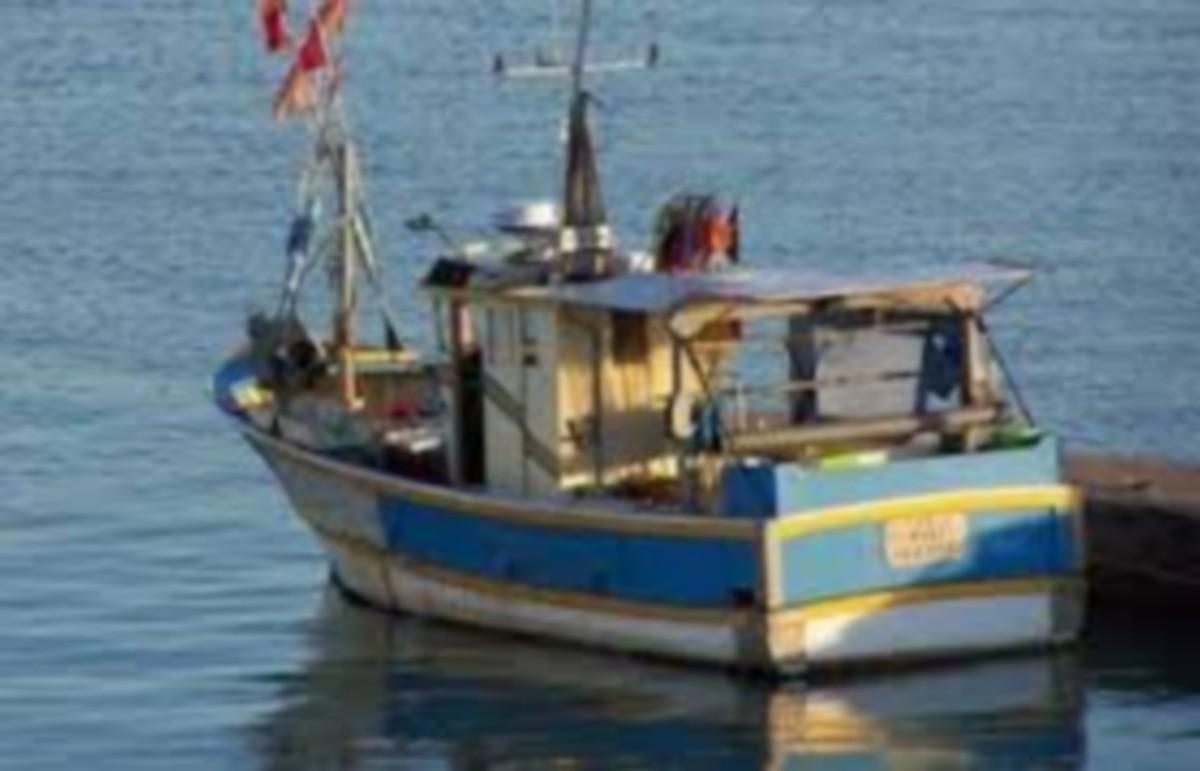 فقدان  مركب  صيد  في عرض  سواحل صفاقس