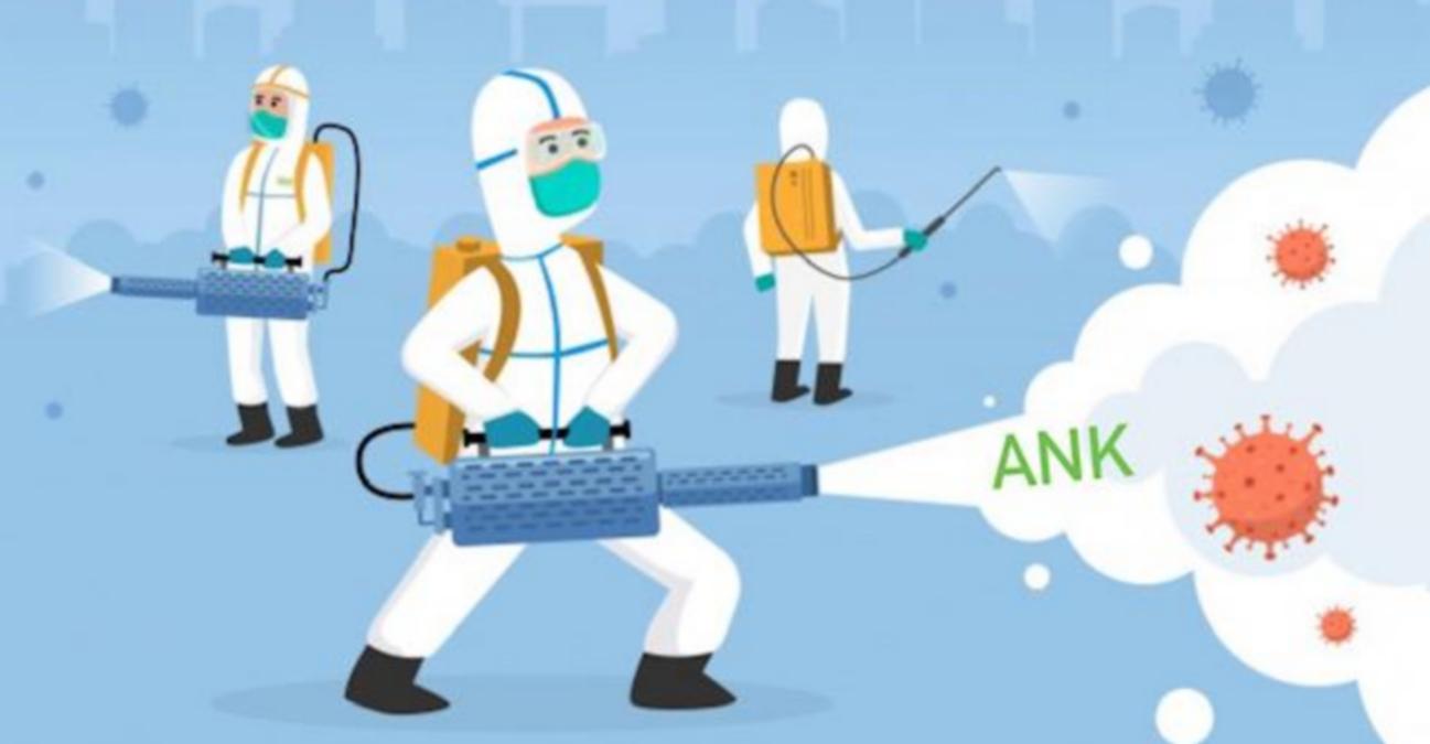 شركة سُوفيلترا توفرّ مطهرّ ANK للقضاء على البكتيريا والجراثيم