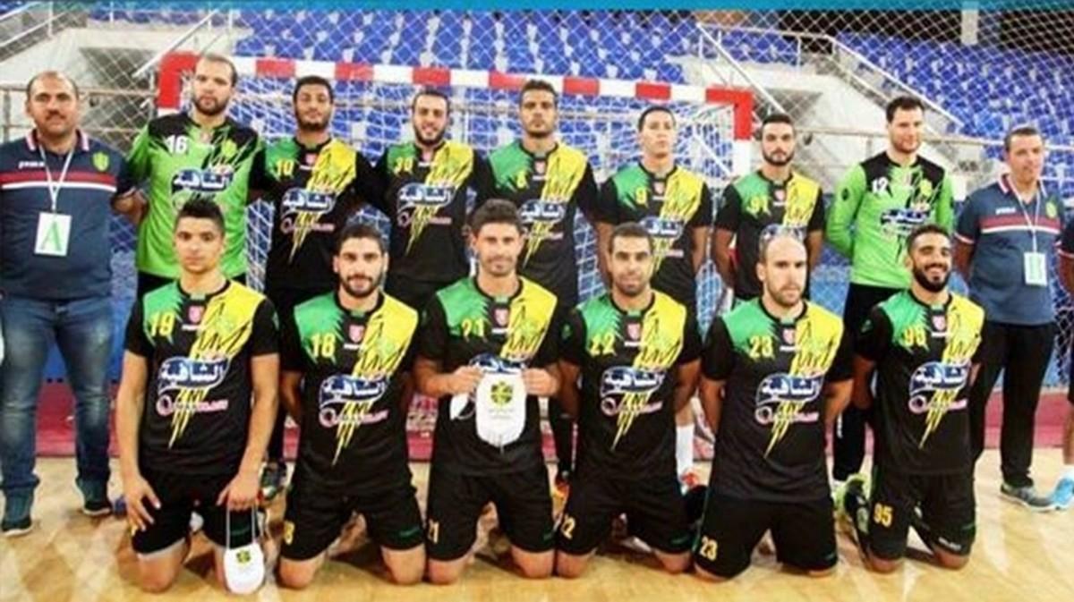 نادي  ساقية  الزيت يترشح  عن جدارة  للدور  النهائي لكاس  تونس  في كرة  اليد