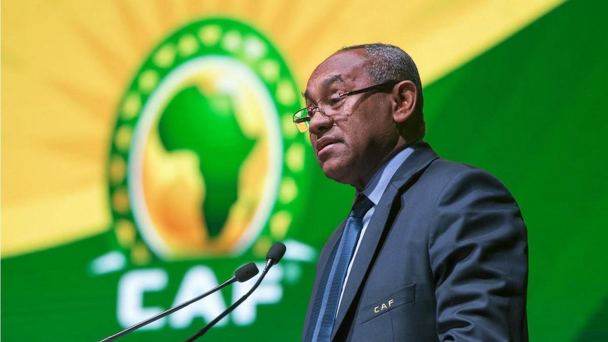 رئيس الكاف يتقدم باستئناف ضد قرار ايقافه من طرف الفيفا