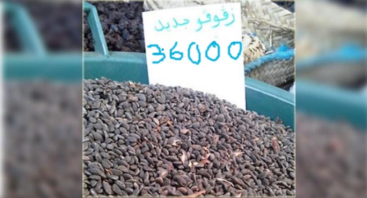 36 دينار للكيلوغرام الواحد.. التونسيون يقبلون على شراء 'الزقوقو' رغم غلاء الأسعار
