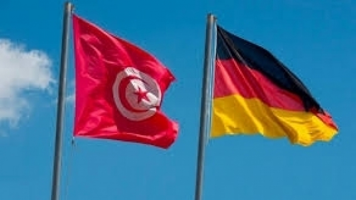 مكالمة هاتفية بين قيس سعيّد ورئيس جمهورية ألمانيا الاتحادية