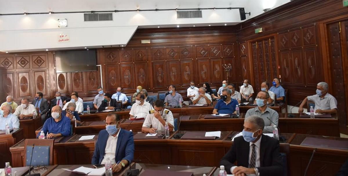 صفاقس في  انتظار  قرارات  اللجنة الجهوية لتفادي الكوارث ومجابهتها