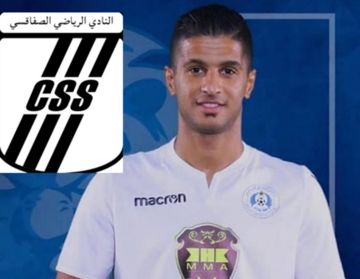 الدولي  الليبي محمد صولة يباشر  غدا التمارين مع النادي  الصفاقسي