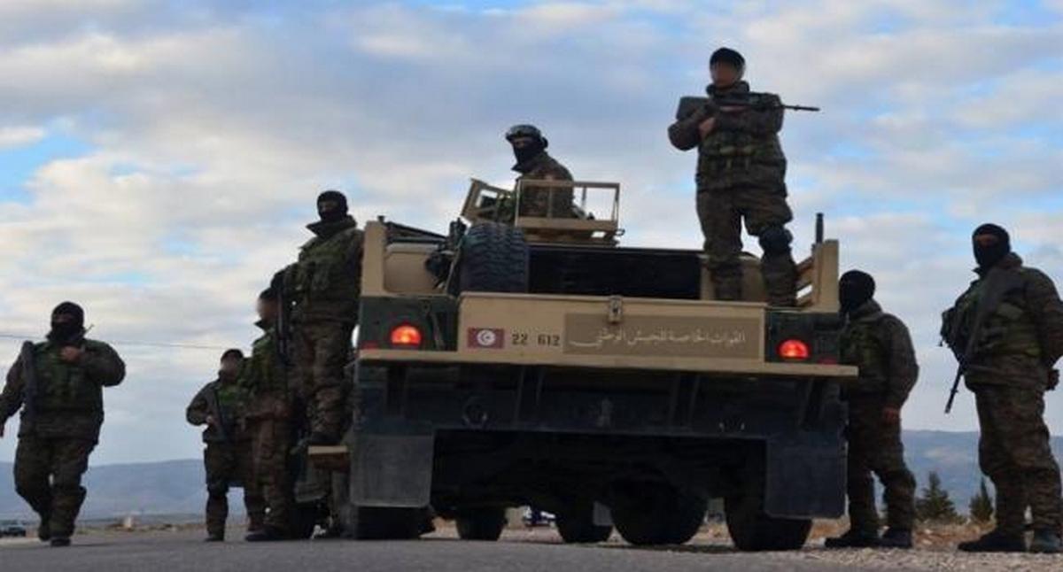 القصرين: إلقاء القبض على شخص من أجل إجتياز الحدود البرية خلسة