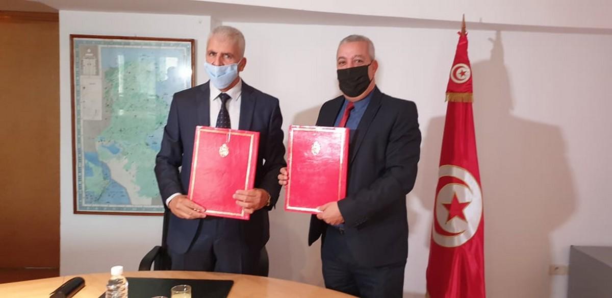 التلفزة التونسية تحصل على صفة المؤسسة الإعلامية الشريكة في مجال الإعلام حول ظاهرة الإرهاب