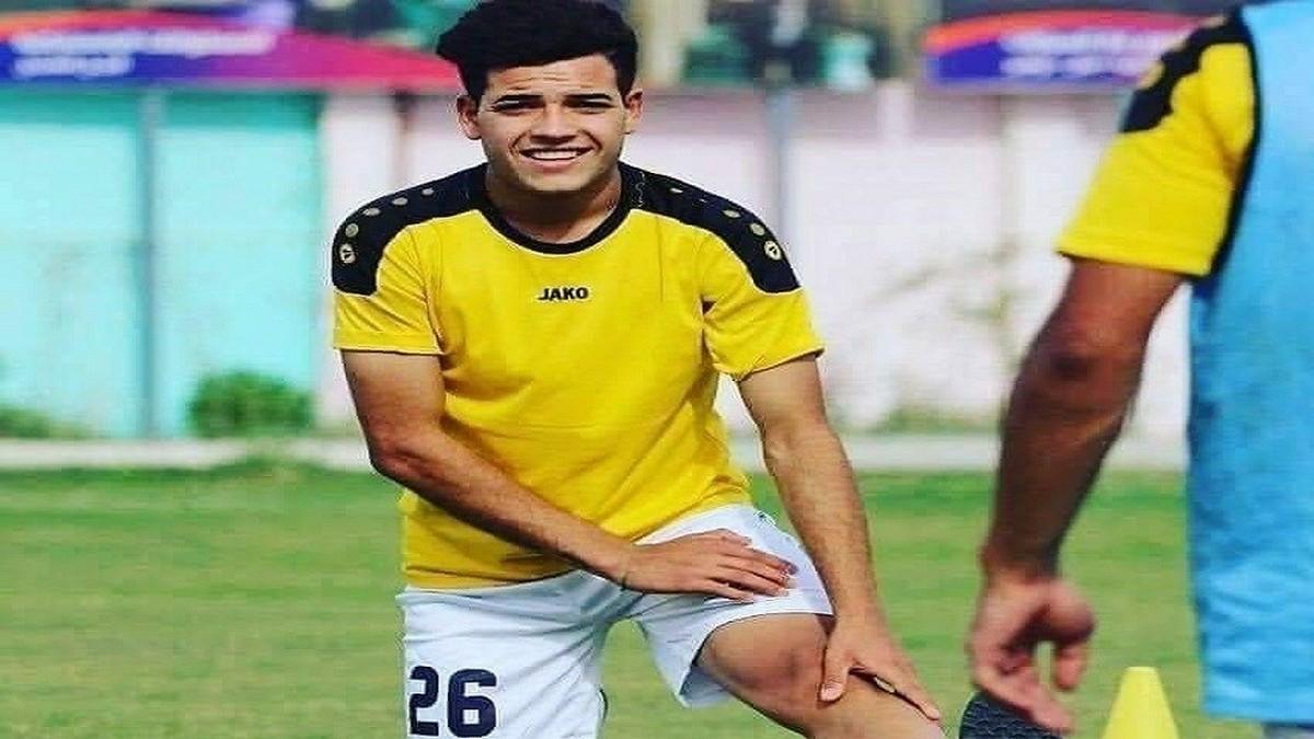 وفاة لاعب عراقي على الميدان