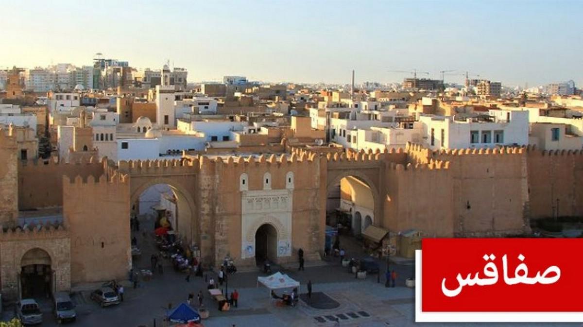 صفاقس : ايقاف 11  نفرا  بعد  معركة ليليّة  بباب  الديوان