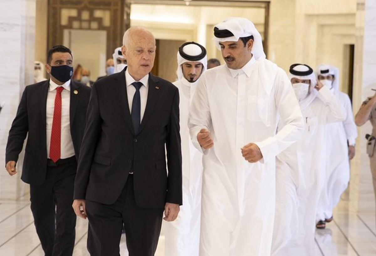 أمير قطر: