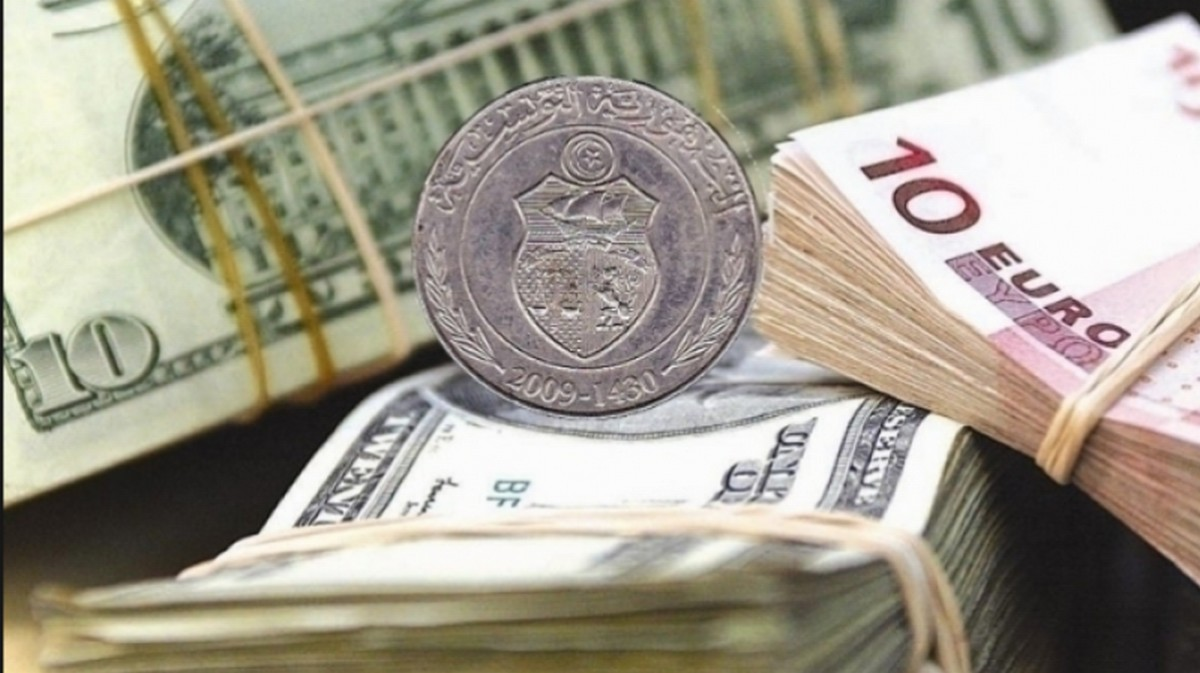 سعر صرف الدينار : ارتفاع طفيف مقابل الأورو