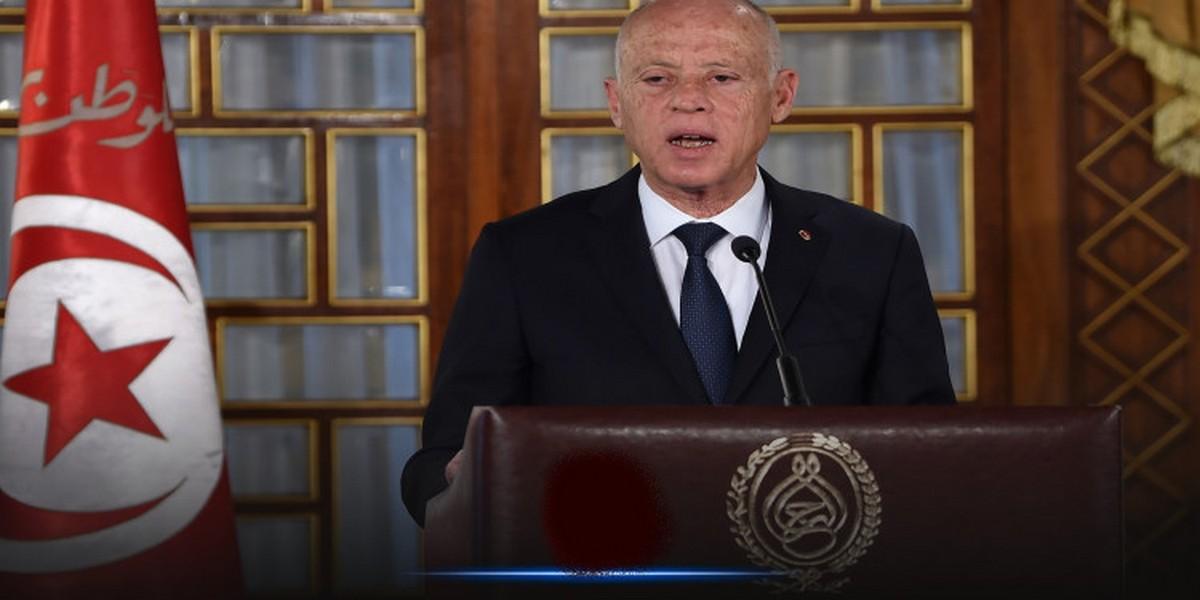 رئيس الجمهورية: هناك حسابات تسللت الى المحاكم التونسية