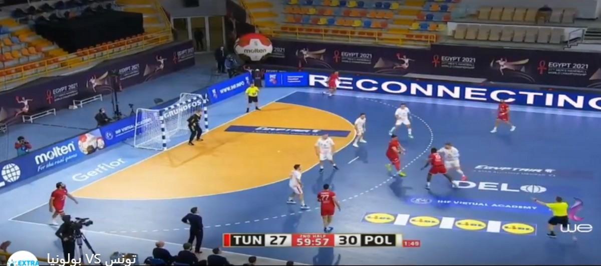 المنتخب التونسي لكرة اليد امام حتمية الفوزعلى البرازيل للحفاظ على امل التاهل للدور الثاني