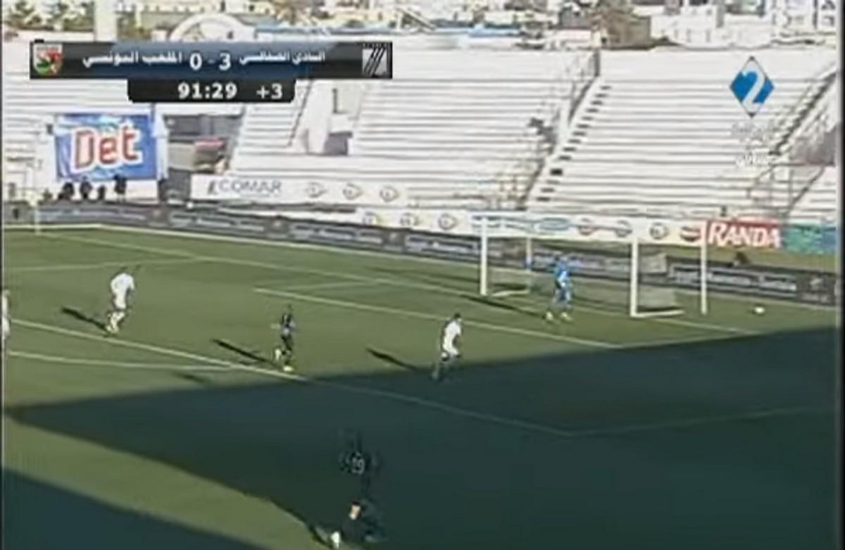 النادي الصفاقسي  يمضي انتصاره امام الملعب  التونسي بثلاثيّة نظيفة