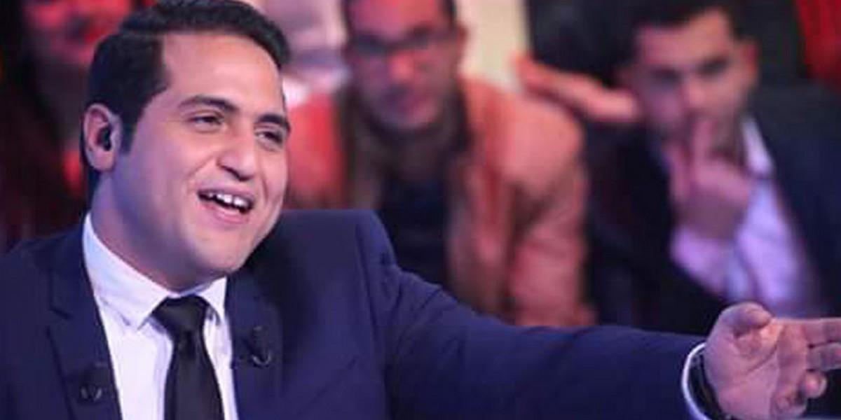 طه  حسين تحصل على احترام الادباء ومنشطنا  يدهدص في جهلو