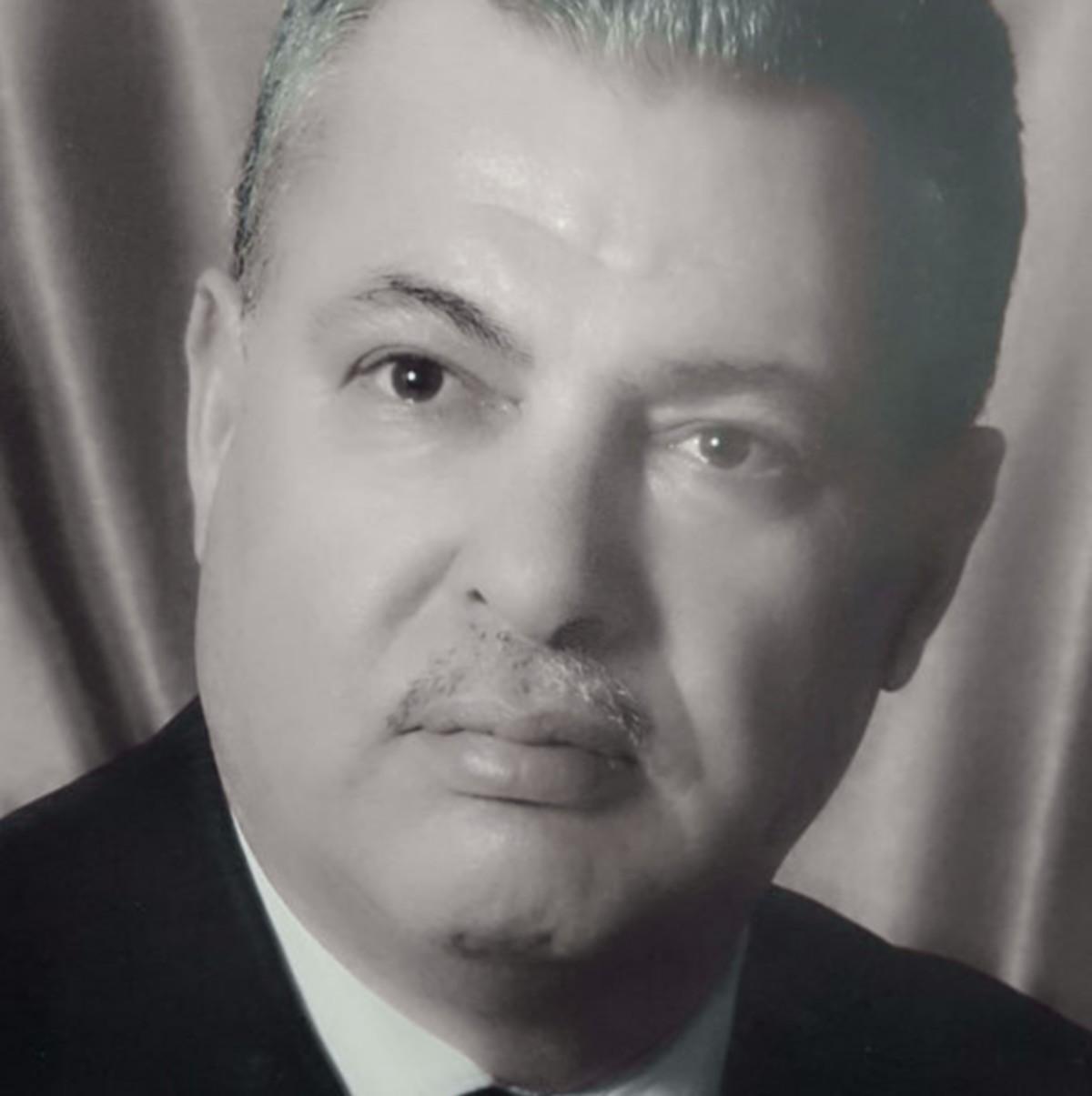 تعزية  اثر وفاة  المرحوم محمّد بن سالم والي  صفاقس السابق