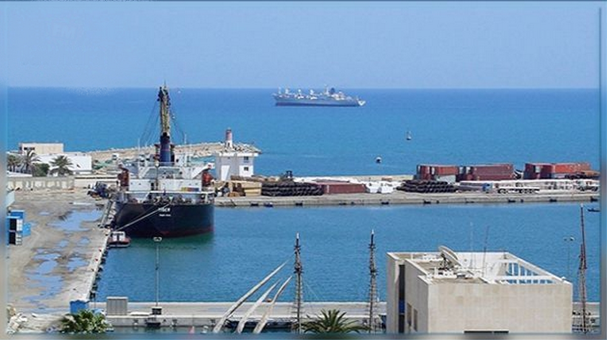 الميناء التجاري بسوسة: شلل تام لليوم الثاني