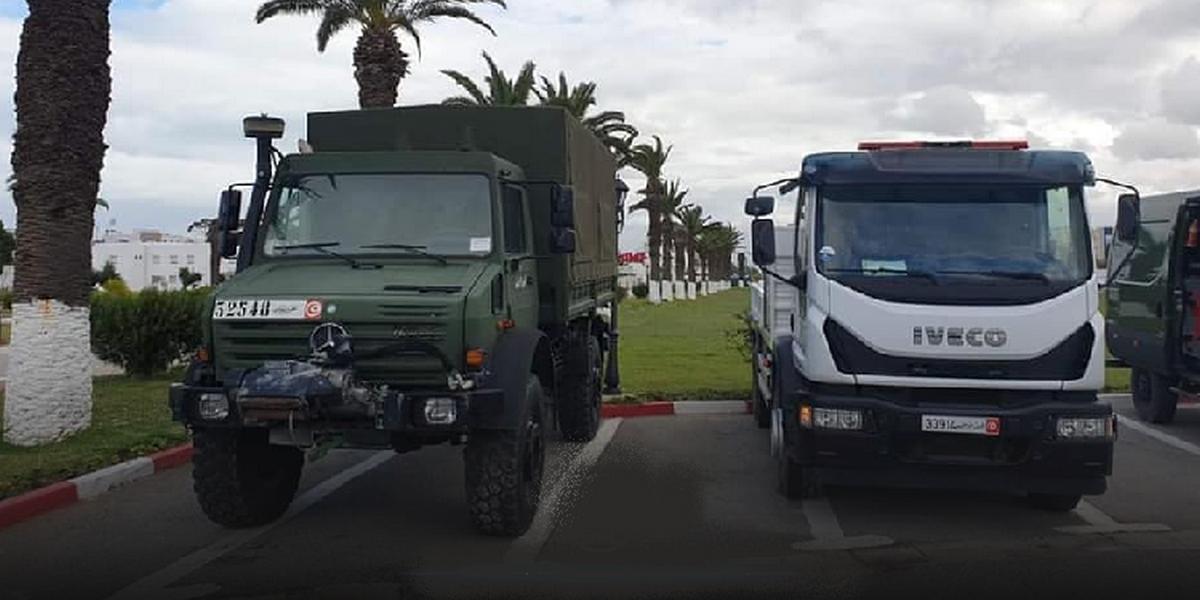 لجنة المالية والتخطيط والتنمية تصادق على قرض لاقتناء شاحنات عسكرية