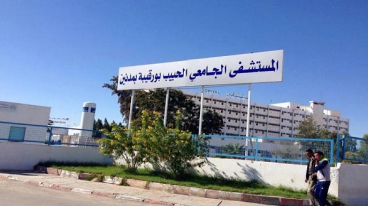 مدنين : توسعة قسم الأمراض الصدّريّة المخصص لمرضى الكورونا