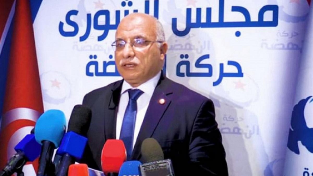 الهاروني: حركة النهضة خائفة على رئيس الجمهورية وليست خائفة منه