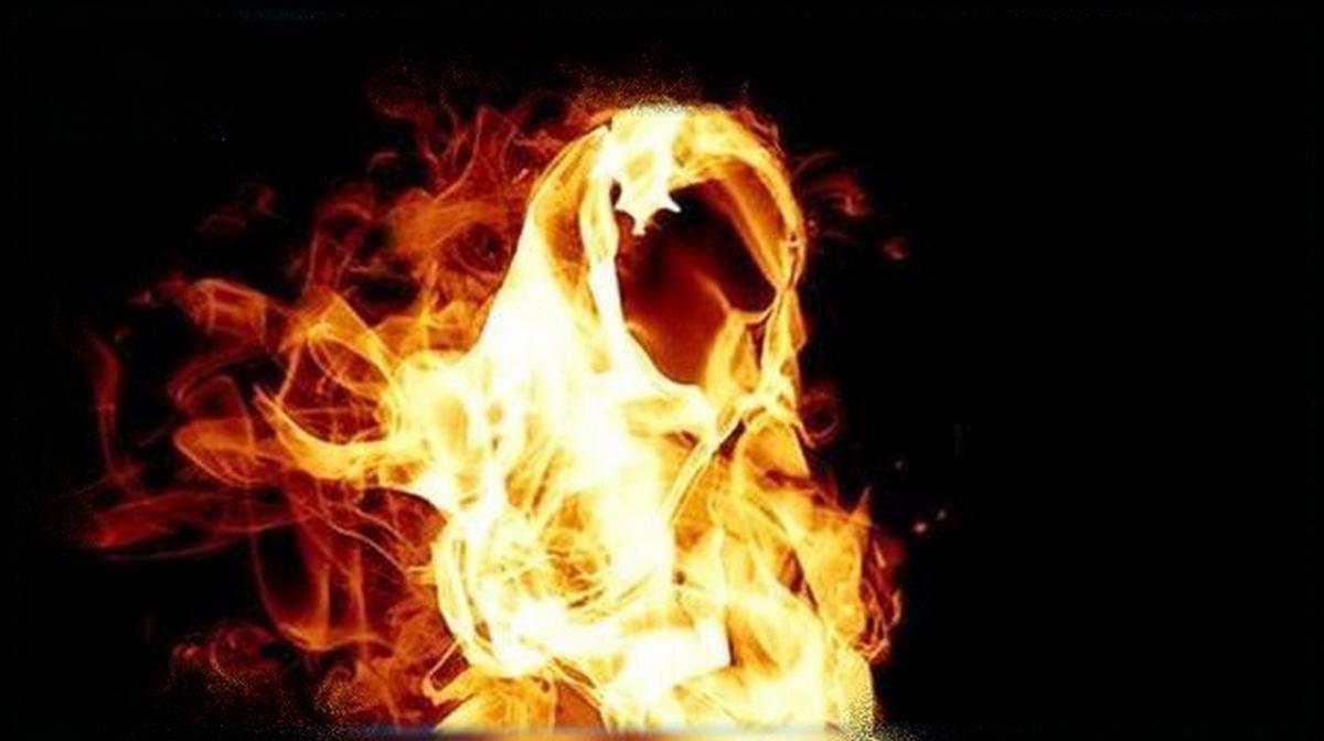 وفاة كهل حرقا بسيدي بوزيد